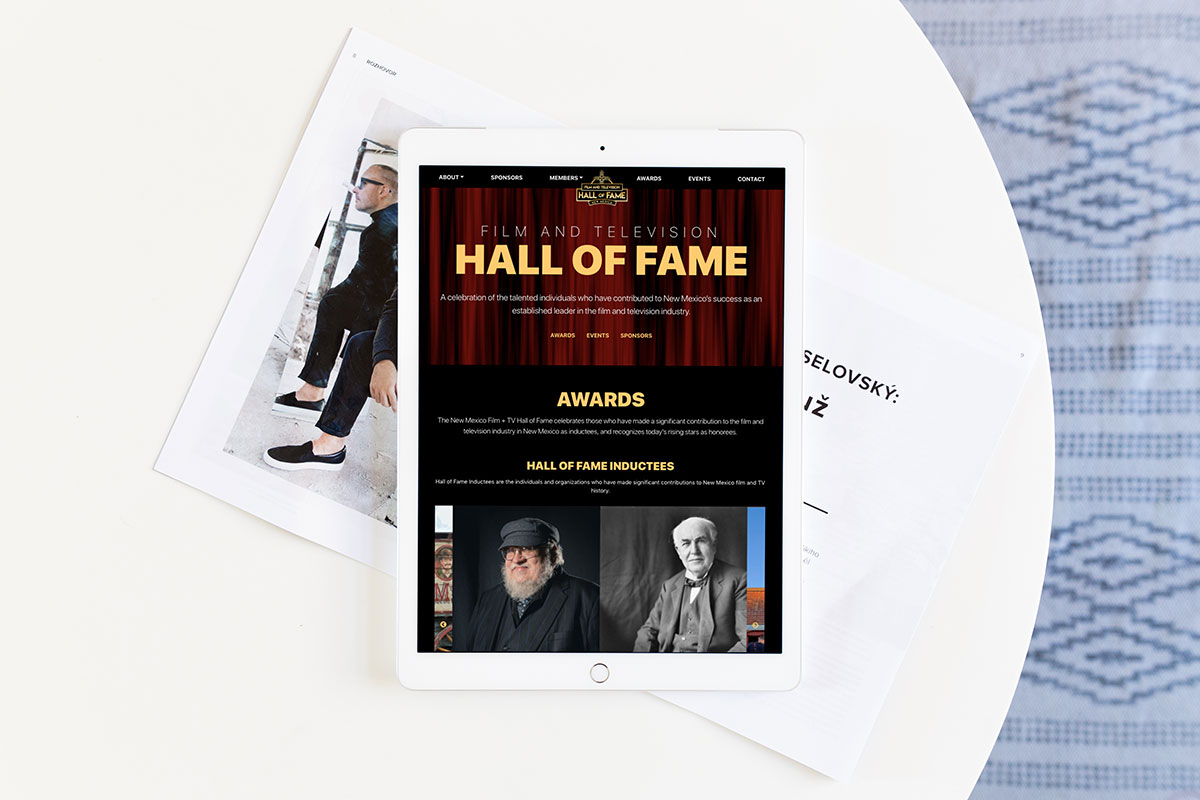 NM Film + TV Hall of Fame